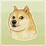 Pixel DOGE by ionrayner