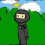 ninja in the wilderness by Solwings