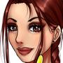 Lara Croft in Bikini by CherryLolo