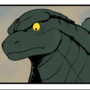 Good Guy Godzilla by xIZRAx