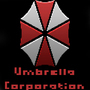 Pixelated Umbrella Logo by davisjustin80
