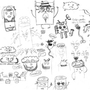 Doodles by hasantraini