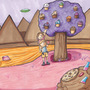 Cupcake Tree by MaxRH