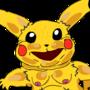 fat pikachu by seecer2
