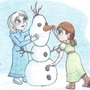 Let's Build a Snowman by Shadow154