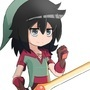 Tomoko- RPG Hero by Akutox3