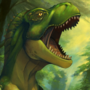 T-rex by Tomycase