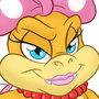 Wendy Koopa by C-Rocket1