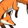 Fox by TheRaspberryFox
