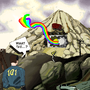 The RARE Mountain by Leonardodead