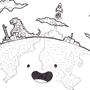 Happy Earth by FLASHYANIMATION