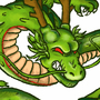 DragonBallCollab: Shenron by CroMagg