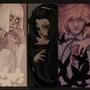 Vampires by ezekielxii