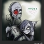 In love with a Robot by grimharbor