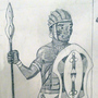Moorish Guard by BrandonP