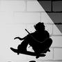 Skatebaord Company Logo by davisjustin80