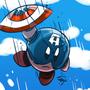 Kirby America by geogant