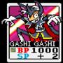 Gashi Gashi in a card game by ScepterDPinoy