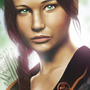 Katniss - Hunger Games by DocLew