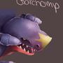 Garchomp by Te3Time