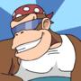 Funky Donkey Kong by Jameserton