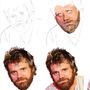 Dunn Progress by MaxRH