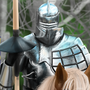 Realism practice 3 : Knight by Wrongfire