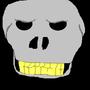 Skull by alice123