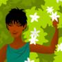 Leafy Green by Laggie