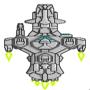 Battleship NX-68 Mars by violet5100