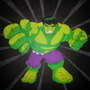 Hulk Super Hero Squad by SILLEBED