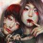 Doppelganger by zephyo