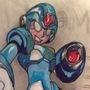 Megaman by Rustyhound