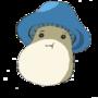 Blue Maple Story Mushroom by Poketoad