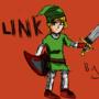 Link fanart by Alecg27