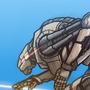 Sword VS Gun by Fingus1