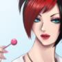 LOL - Fiora School Girl by CherryLolo