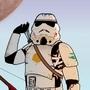 Tribal Stormtrooper II by JasonG5