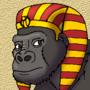Egyptian Gorilla by BrandonP