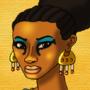 Cleopatra VII Portrait by BrandonP