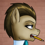 Dr. Whooves by Evil-Rick
