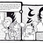 The Oddlings Page One by odditiesbyangela