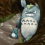 My Neighbor Totoro by WinterDusk
