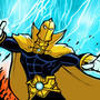 DR FATE UNLEASHED by Sabrerine911