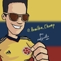 Go Colombia! by 07raffaello