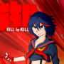 Ryuko matoi. by Superluismen