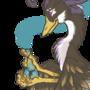 science bird by SuperHighPanda