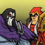 DARKSIDERS BROTHERS UNITE by Sabrerine911