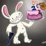 Sam & Max Happy Birthday to me by IceBreak23