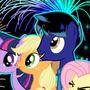 New World - Pony of July by Plazmix
